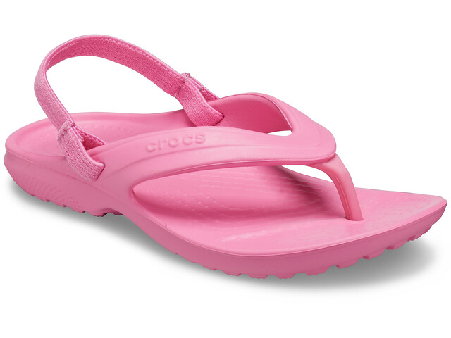 Crocs Classic Sandalias Niños, rosa